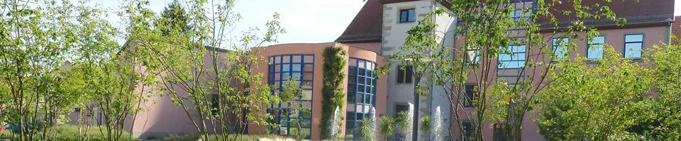 Site des Marchés publics de la ville d'Ensisheim (Haut-Rhin) -